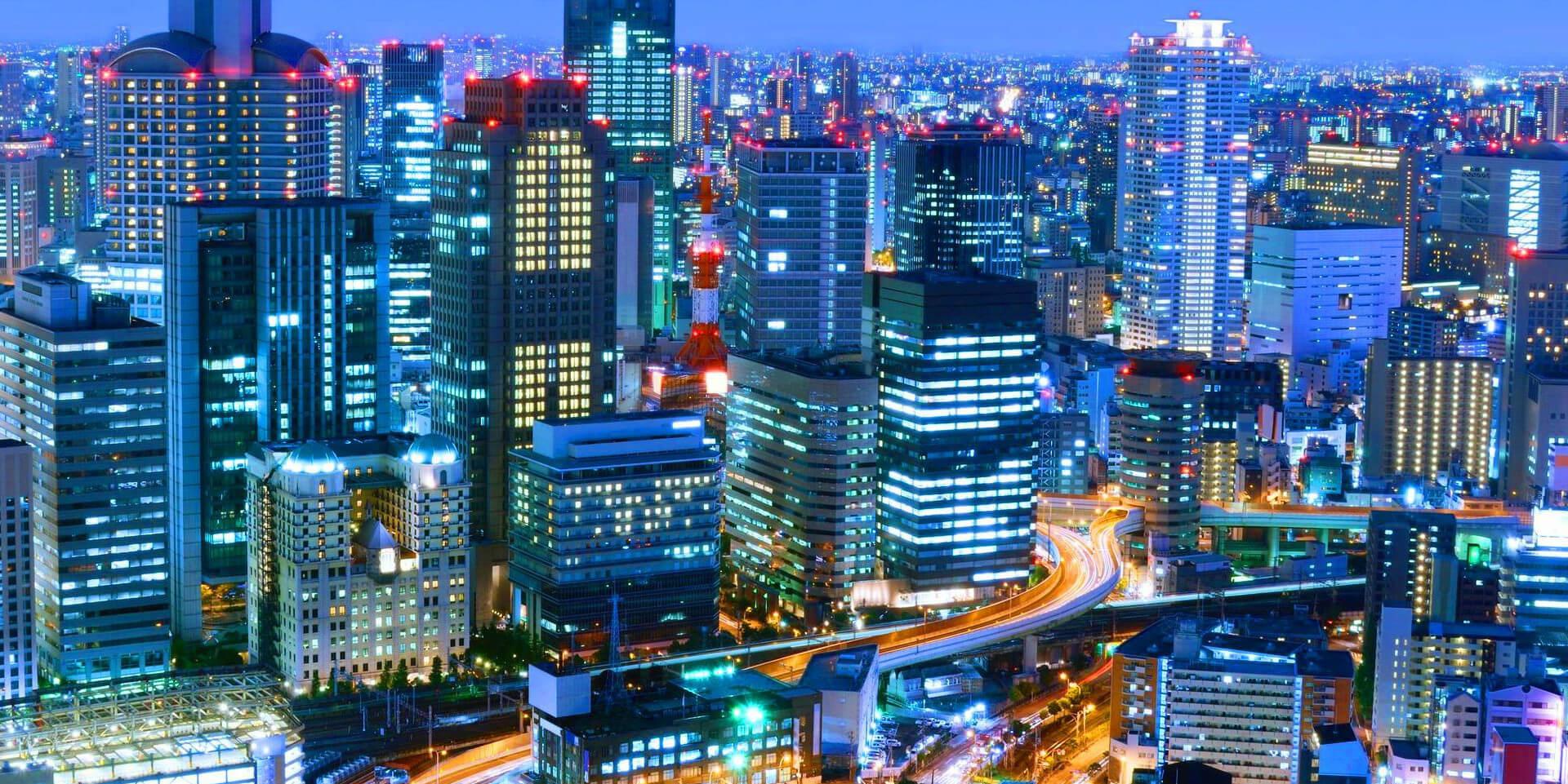 Экскурсия по Осаке