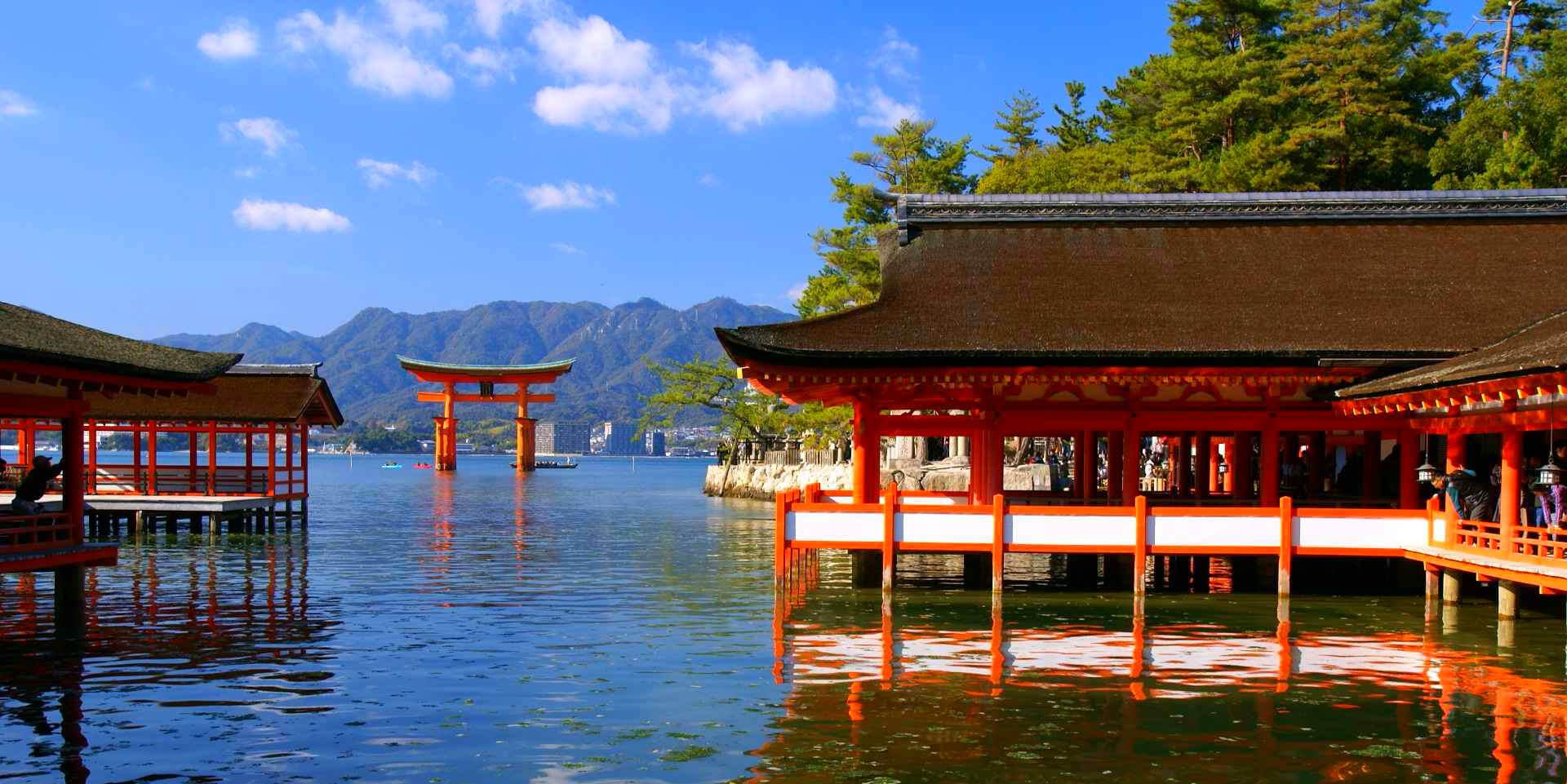 Экскурсия в Хиросиму и Миядзиму