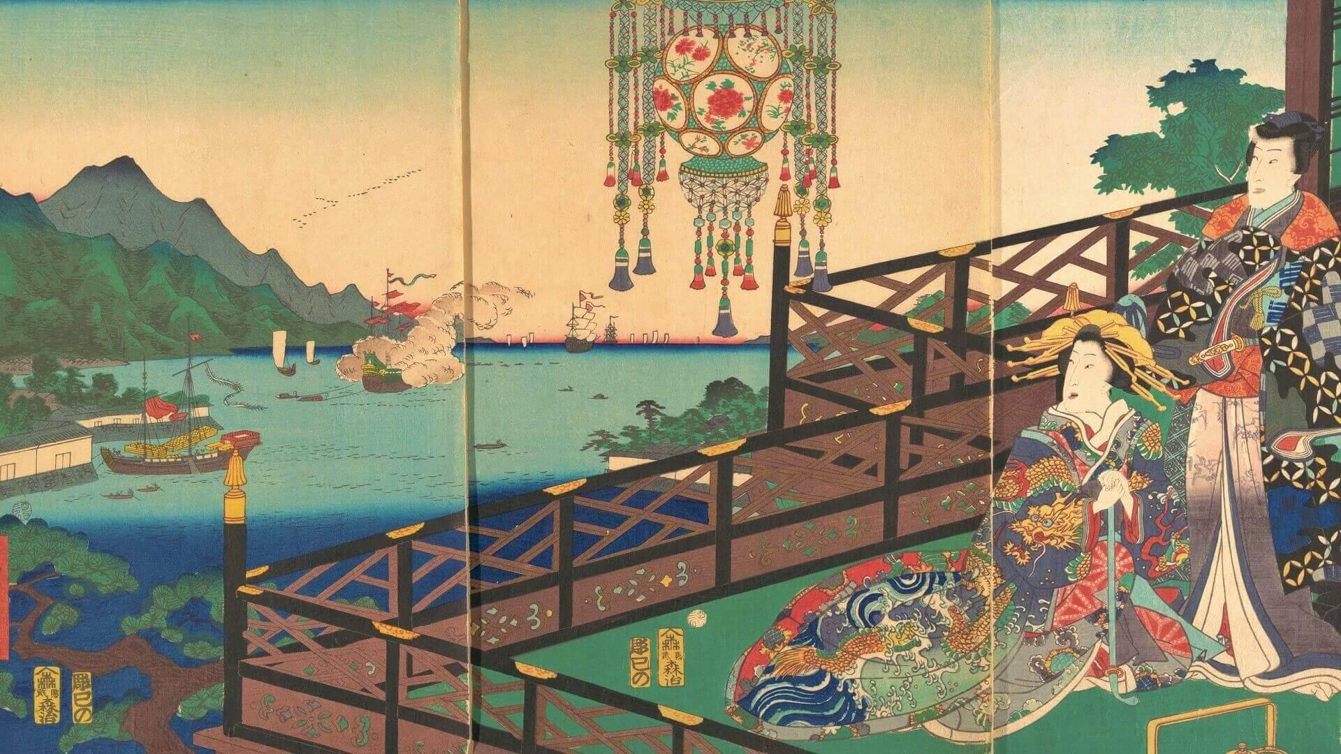 Экскурсия по Нагасаки
