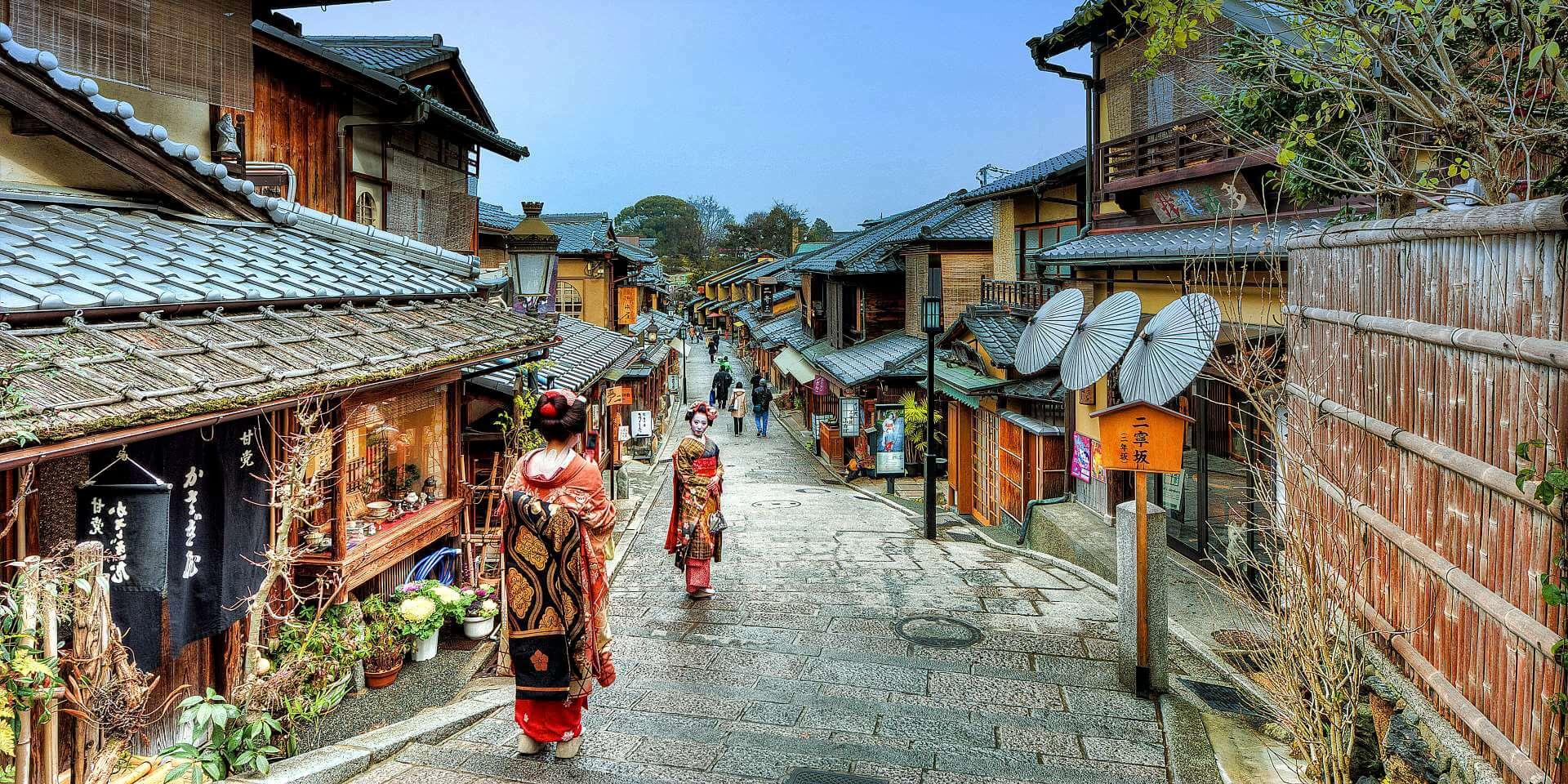Экскурсовод по Киото