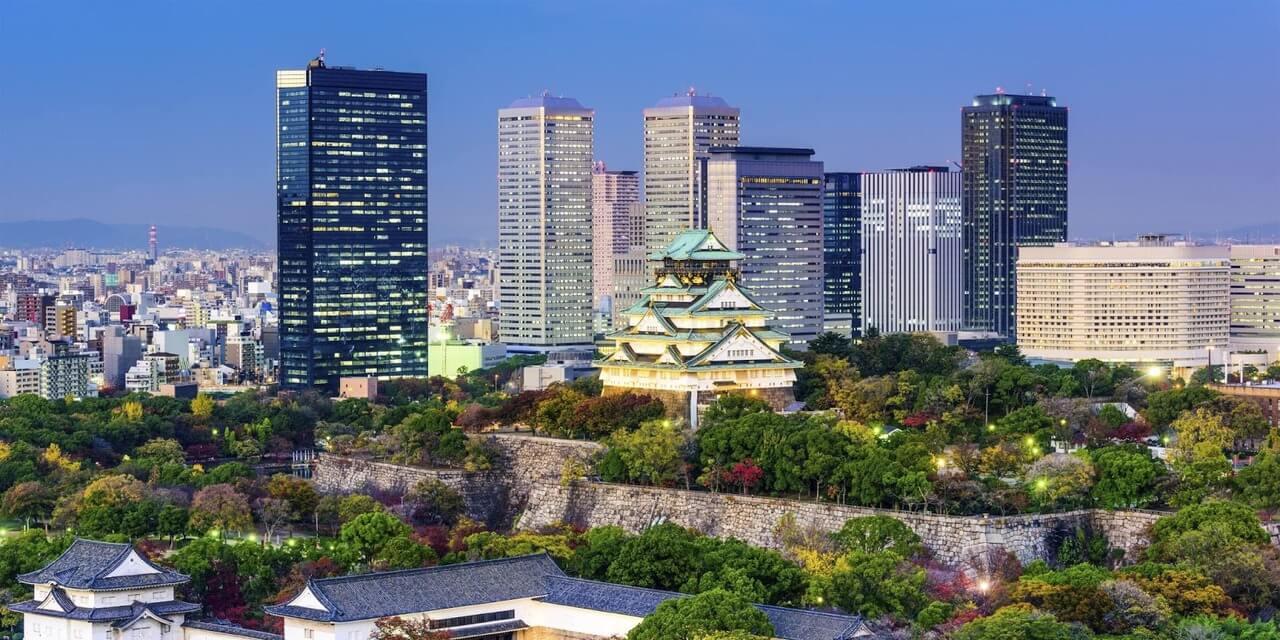 Префектура Осака