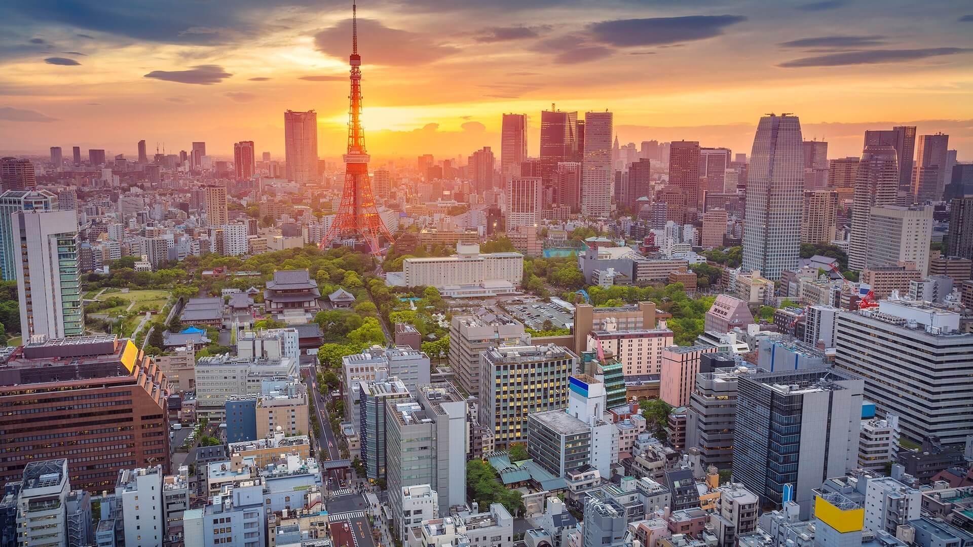 Токио и Осака - эконом-тур в Японию