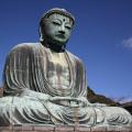 Статуя Большого Будды. Храм Котоку-ин