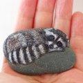 Реалистичные животные из камня