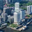 Токио на вертолете