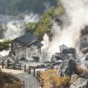Симабара: вулкан и самурайский город