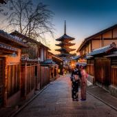 Япония: цветение сакуры 2018