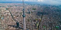 Экскурсия Токио: телебашня и Асакуса