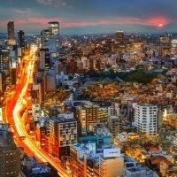 Эконом-тур в Токио