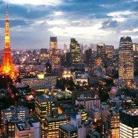 Один в Токио