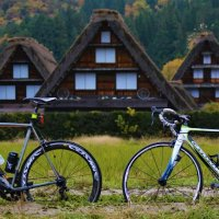 Аутентичная Япония на велосипеде