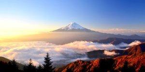 Япония на вертолёте: гора Фудзи