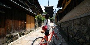 Экскурсия Настоящий Киото на велосипеде
