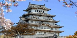 Замок Химэдизи из Киото