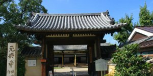 Храм Ганго-дзи