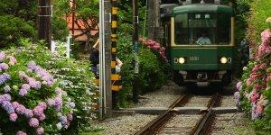 Железнодорожная линия Энодэн
