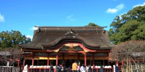 Святилище Дадзайфу Тэнмангу