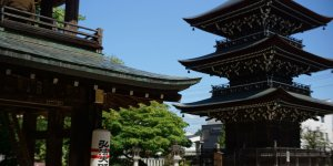 Буддийский храм Хида Кокубундзи
