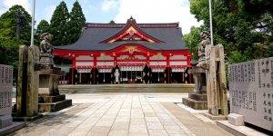Святилище Хиэ в Тояма