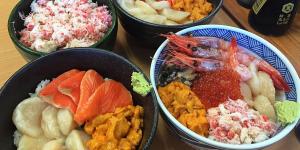 Рыбный рынок Хакодатэ
