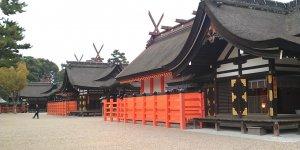 Святилище Сумиёси-тайся