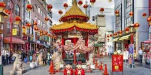 Китайский квартал в Кобе