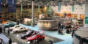 Музей технологий и индустрии Тойота