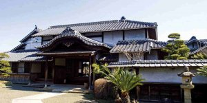 Резиденция семьи Хосокава