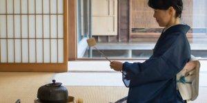 Чайная церемония в Токио (музей бонсай)