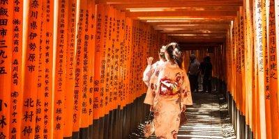 Гид-переводчик по Киото
