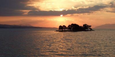 Озеро Синдзи