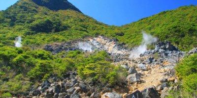 Долина гейзеров Овакудани