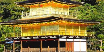Храм Кинкаку-дзи