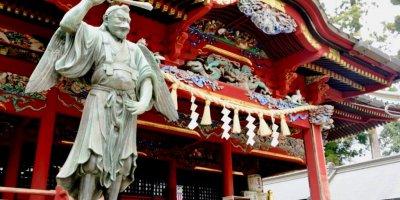 Храм Якуоинa