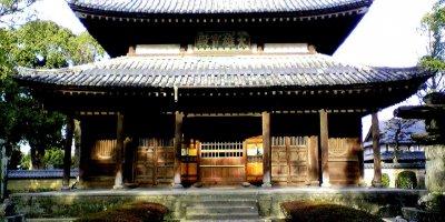 Буддистский храм Сёфукудзи