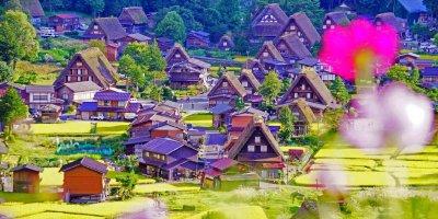 Деревня Огимати