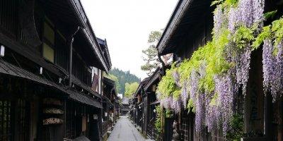 Старый город Такаяма