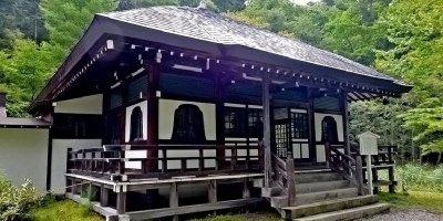 Храм Юмото Онсен
