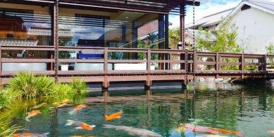Традиционный дом Симэйсо
