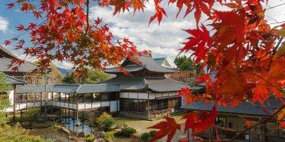Буддийский храм Сайфукудзи