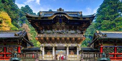 Никко и Аидзувакамацу: ЮНЕСКО, источники и самураи