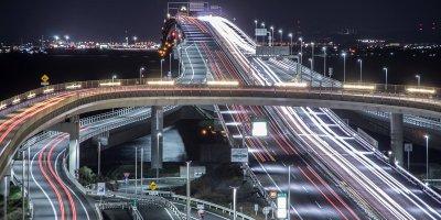 Строительство мостов, тоннелей, дорог в Японии