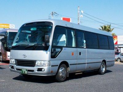 Микроавтобус на 18-21 мест, Япония, внешний вид вариант 1