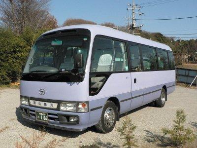Микроавтобус на 18-21 мест, Япония, внешний вид вариант 3