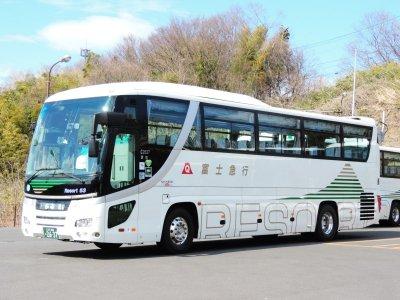 Аренда большого автобуса (45-60 мест) в Японии