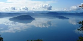 Озеро Икэда