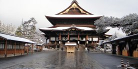 Храм Дзэнко-дзи
