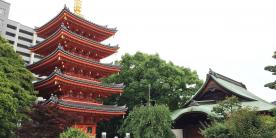 Буддистский храм Тотёдзи