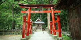 Святилище Ицукусима в Аидзувакамацу