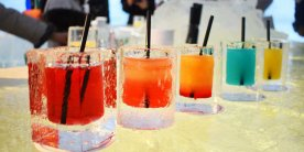 Местный ледовый бар